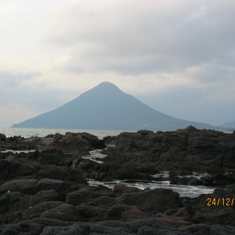 Вулкан КаймонДакэ; Кагосима