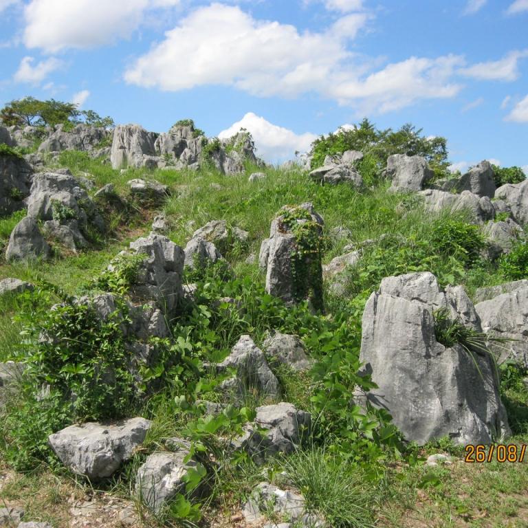 Известняковые горы АкиёсиДай; Ямагути