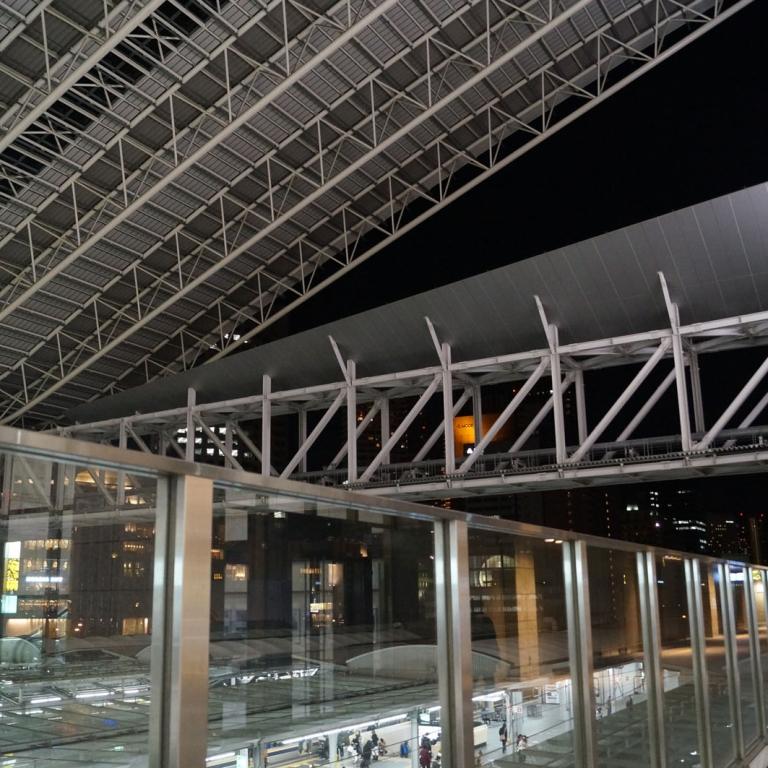 Современные конструкции нового возкала; Киото