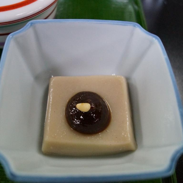 Десерт из тофу; Токио