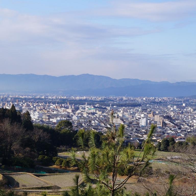 Низкоэтажная древняя столица; Киото