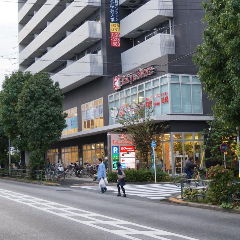 Дом, где я жил; Токио