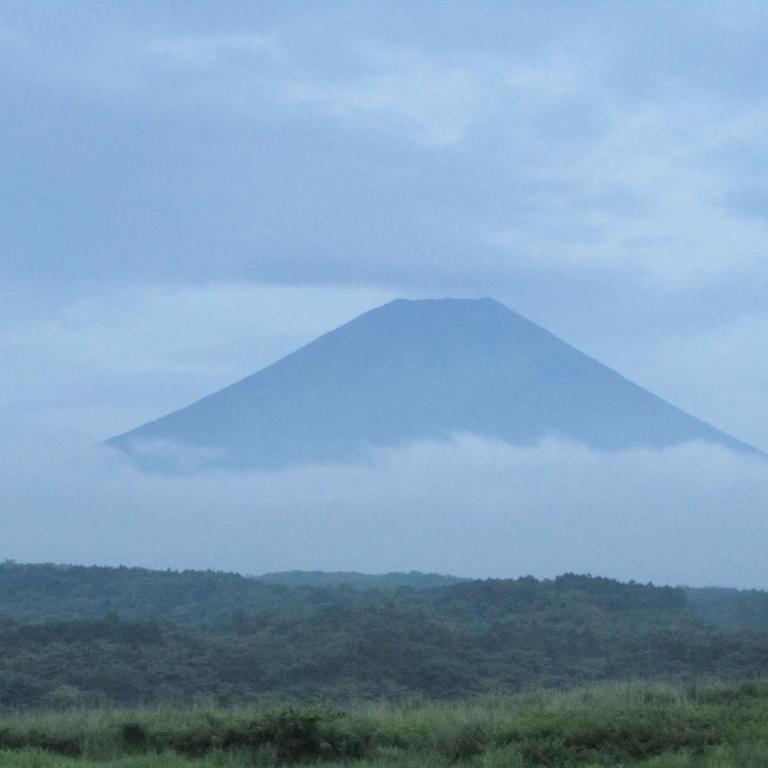 Виды горы Фудзи