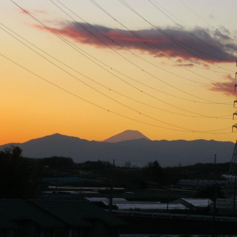 Огненный рассвет; Канагава